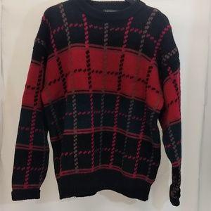 XL American Eagle Shetland Wool Crewneck    BP81
